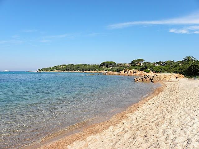 Spiaggia di romazzino for Hotel meuble park spiaggia
